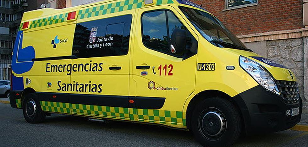 Una colisión entre una furgoneta y un turismo causa cinco heridos en Toledillo