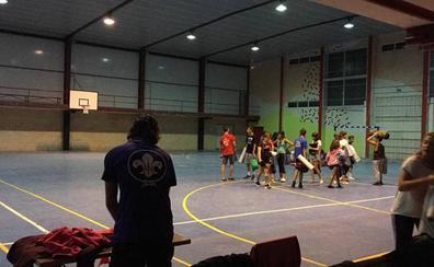 La lluvia y el viento obligan a evacuar a niños y monitores de Palencia de tres campamentos
