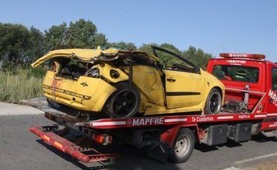 El conductor del accidente de Galisancho abandona el hospital