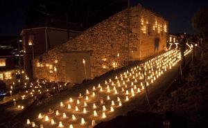 Fuentidueña volverá a convertirse en villa de fuego y agua con 25.000 velas