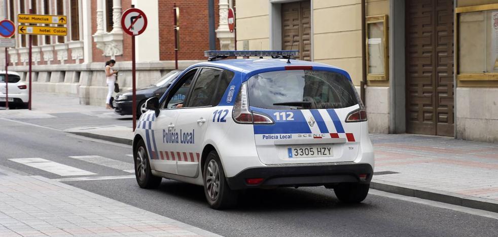 Denunciados dos ocupantes de un vehículo por consumo de estupefacientes en Palencia