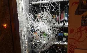 Detenido por robar en una máquina expendedora en Salamanca