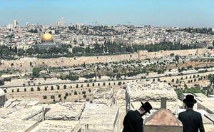 Eterno descanso en Jerusalén