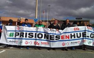 Empleados de la cárcel de Segovia piden pistolas de descargas eléctricas para repeler agresiones