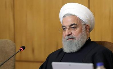 Rohaní advierte que Irán es el «guardián» de la seguridad en Ormuz y no busca una guerra