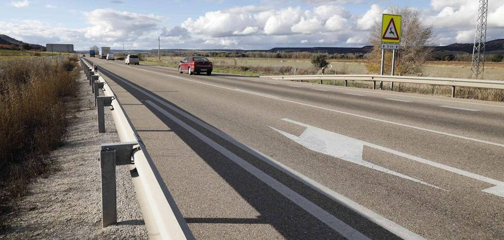 Fomento licita por 134 millones las obras del tramo Quintanilla de Arriba-Olivares de Duero de la autovía A-11