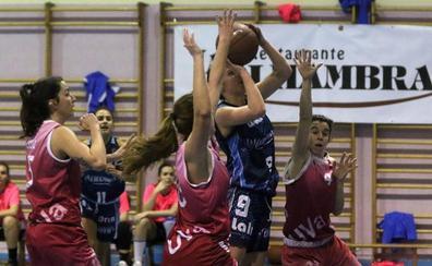 El baloncesto femenino segoviano pide un tiempo muerto