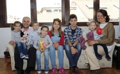 Un total de 55.350 familias obtuvieron el título de numerosas en 2018