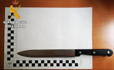 Detenido un hombre en Toledo por amenazar con un cuchillo a su hija de dos años