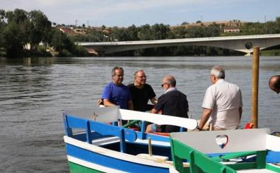 Cinco barcas para surcar el Duero, la nueva oferta turística y de ocio de Zamora