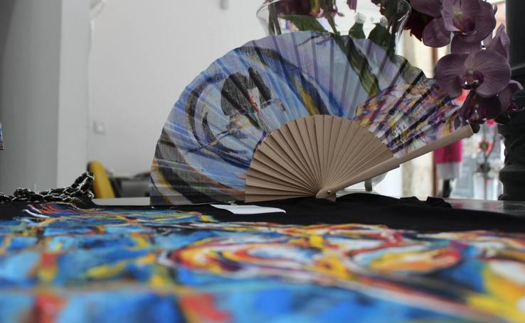 Exposición de arte y moda en Valladolid