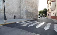 Atropellado un octogenario por un turismo en Peñafiel