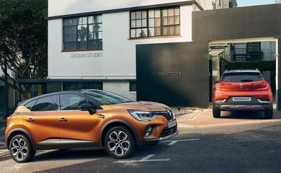 Renault presentará en Frankfurt el nuevo Captur, fabricado en Valladolid para todo el mundo