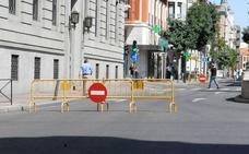 El Ayuntamiento de Valladolid limita hoy a 30 por hora la velocidad en el centro por la contaminación