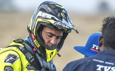 Santolino arranca este viernes en la Baja Aragón el camino hacia su segundo Dakar