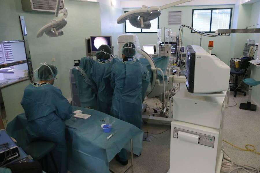 El tiempo de espera para una operación quirúrgica aumenta hasta los 103 días