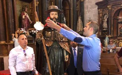 Alcazarén honra a Santiago Apóstol con misa, procesión, pregón, bailes regionales y verbena