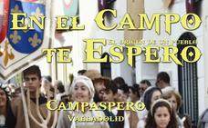 Campaspero vuelve a sus orígenes este domingo con la segunda escenificación de 'En el campo te espero'