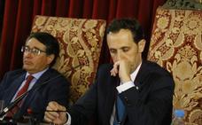 PP y Cs se reparten el Gobierno de la Diputación de Valladolid con la abstención de PSOE y TLP y el voto en contra de Vox