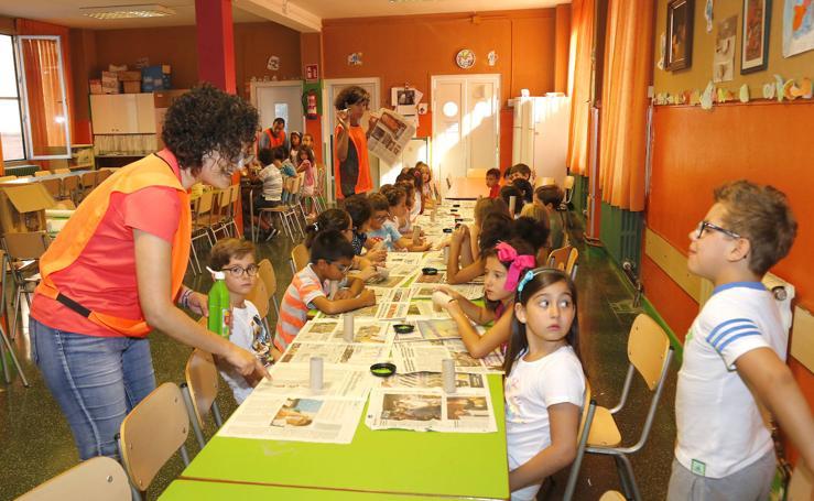 118 niños participan en el programa 'Conciliamos en verano'