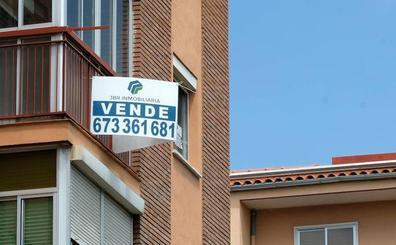 Las hipotecas crecen un 36% en Palencia en el último año