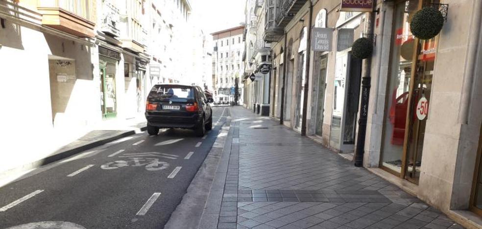 Ingresa en prisión un conductor por atropellar a un peatón de Valladolid