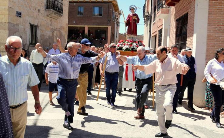 Fiestas de San Román en Cobos de Cerrato