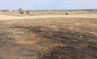 El Ayuntamiento de Salamanca retira más 92.000 kilos de escombros de cunetas y caminos
