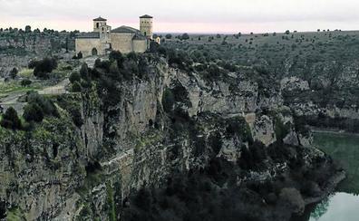 La ermita de San Frutos: el lugar donde se ideó el 'asalto' al Banco de España