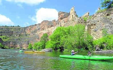 El Parque Natural de las Hoces del Duratón cumple 30 años con más de 200.000 visitas anuales