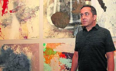 Iván Montero 'abre' su taller