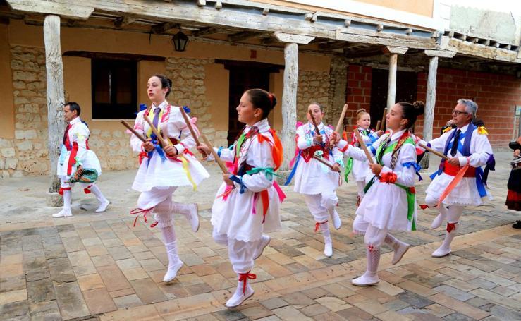XXXVIII Festival de Paloteo y Danza de Ampudia