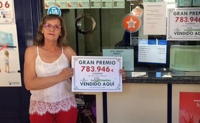Un boleto de primera categoría de La Primitiva deja un premio de 783.946 euros en Cantalejo