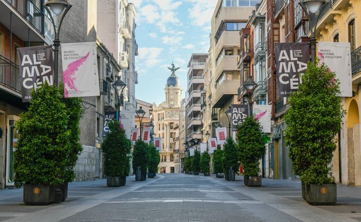 Valladolid vacío