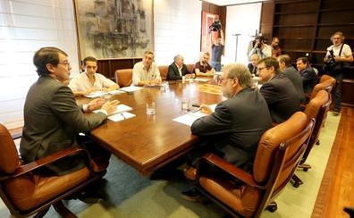La Junta propondrá que la Renta Garantizada y la Red de Protección se conviertan en derechos en el Estatuto