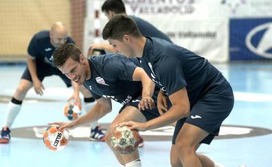 El Atlético Valladolid vuelve al trabajo ilusionado con Dourte