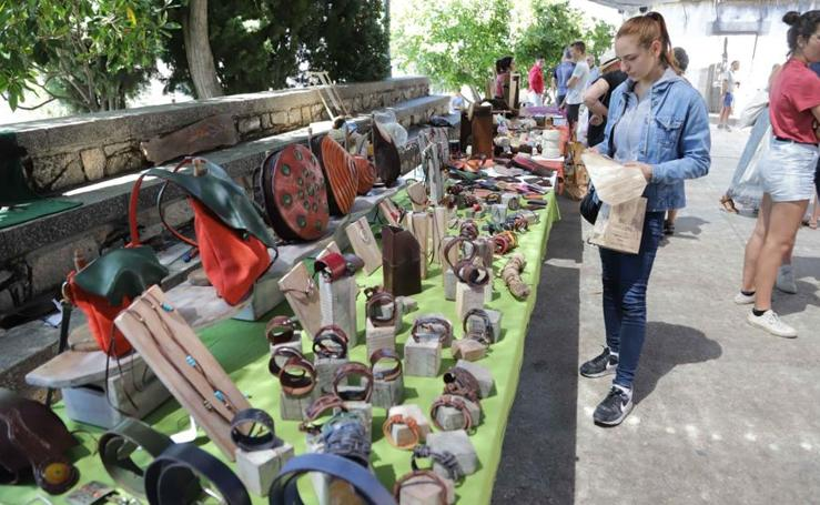 Éxito de las Feria de Productos Locales de Monleras