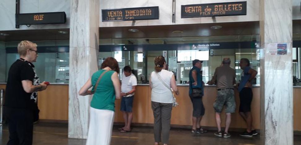 Renfe cancelará 1.152 trenes por los cuatro días de huelga de CGT