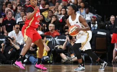 Seis puntos para Loyd en el All-Star de la WNBA y convocatoria con Estados Unidos junto a Hayes