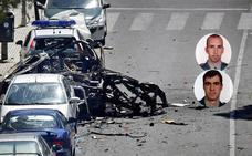 Del milagro al horror, ETA hiere a Burgos matando al guardia civil Carlos Sáenz de Tejada
