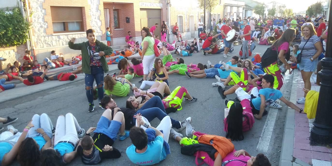 Las localidades Alcazarén y Megeces despiden sus fiestas en honor a Santiago Apóstol