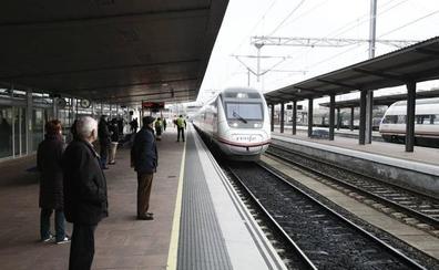 La huelga afectará a varios trenes que unen Salamanca con Madrid y Palencia