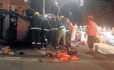 Tres años y diez meses para el conductor ebrio que causó la muerte de una mujer en Valladolid en 2017