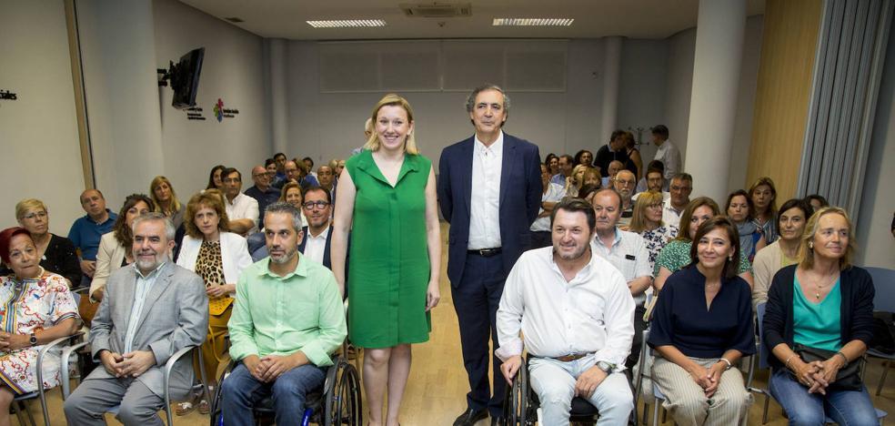 La Junta garantizará por ley la sostenibilidad de la atención social que prestan las entidades