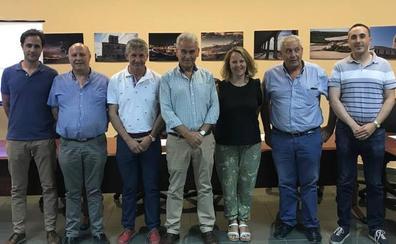 El alcalde de Castrodeza, reelegido presidente de la Mancomunidad Torozos