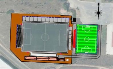 El Ayuntamiento de Salamanca adjudica las obras de mejora del campo de fútbol 'Reina Sofía' para Unionistas y el Monterrey