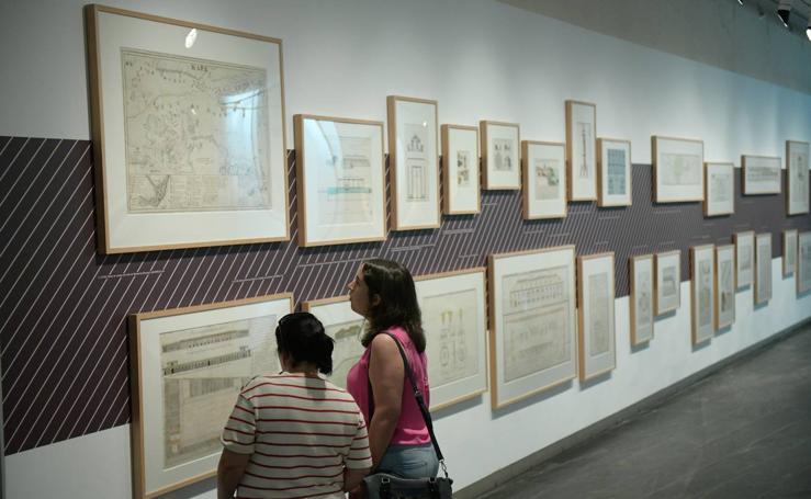El Archivo de Simancas acoge la exposición 'Floridablanca, la sombra del rey Carlos III'