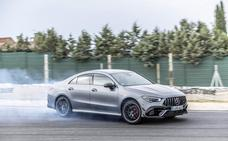 Mercedes-AMG A 45 4Matic+ y CLA 45 4Matic+