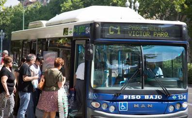 Auvasa mantiene en agosto el servicio a los polígonos de San Cristóbal y Argales