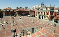 Tres negocios cambian de propietario tras nueve meses de obras en la Plaza Mayor de Valladolid